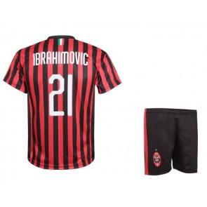 Ac milan voetbal setje Ibrahimovic 2019-20
