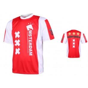 Amsterdam Baby Kampioen shirt 2017-18