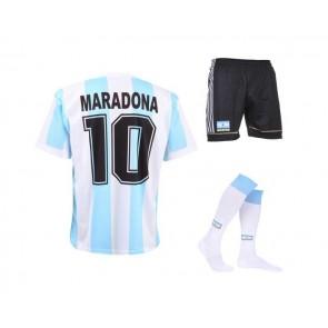 Argentinie Voetbaltenue Maradona Kids - Senior 2021