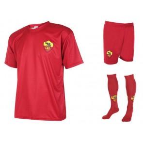 Roma thuis tenue met eigen naam 2017-18