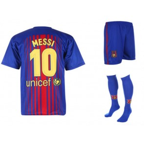 Barcelona-Fan tenue messi 2017-18