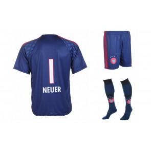 MÜNCHEN Fan keepers tenue Neuer 2016(zonder kousen)
