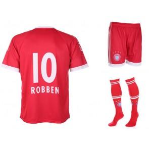Bayern Munchen Robben thuis tenue 2017-18