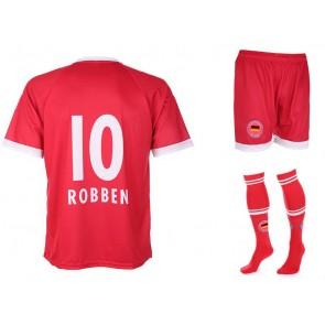 MÜNCHEN Robben thuis tenue 2017-18
