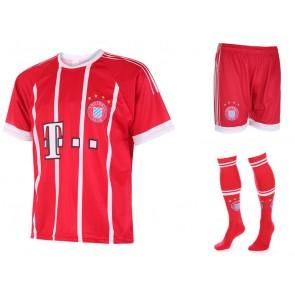 MÜNCHEN Fan tenue met eigen naam 2017-18