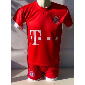 Bayern Munchen voetbalsetje-Lewandowski 2021-2022