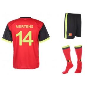 Belgie thuis tenue Mertens 2016-18
