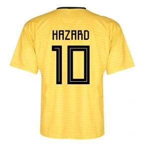 Belgie uitshirt Hazard 2018-20