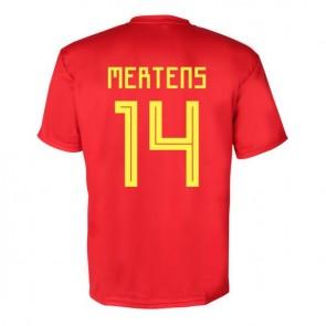 Belgie Thuis shirt  Mertens 2018-20
