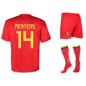 Belgie thuis tenue Mertens 2018-20