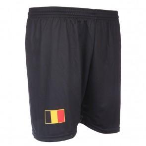 Belgie voetbal broekje uit 2017-18
