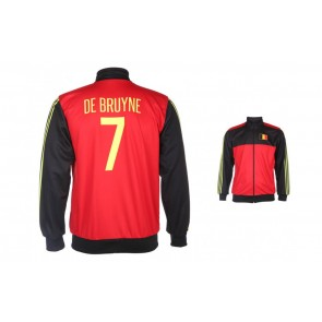Belgie trainingsjack de Bruyne 2020-21
