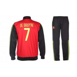 Belgie trainingspak de bruyne 2020-21