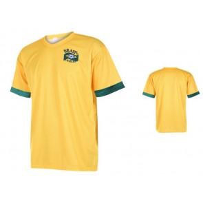 Brazilie shirt met eigen naam 2018-20