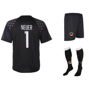 Duitsland keepers tenue Neuer 2016-18