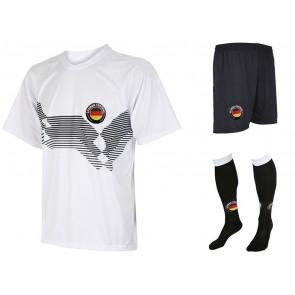 Duitsland thuis tenue met eigen naam 2018-20