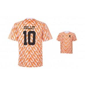 Nederland Ek88 shirt Gullit(super kwaliteit)