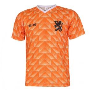 Nederlands elftal EK88 voetbalshirt met naam en nummer 1988 (super kwaliteit)