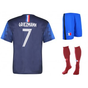 Frankrijk tenue Griezmann 2018-20