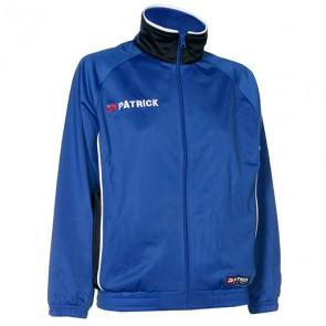 Patrick polyester jack blauw Girona 125