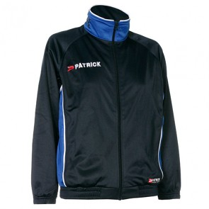 Patrick polyester navy/blauw jack Girona