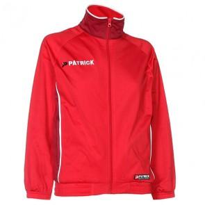 Patrick polyester rood jack Girona