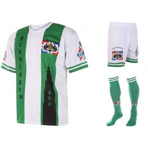 Groningen voetbaltenue met eigen naam 2020-21