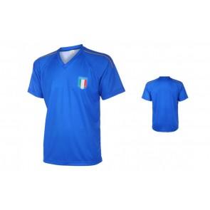 Italy thuis shirt met eigen naam en nummer 2016-18