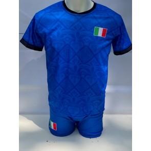 Italie thuissetje met eigen naam EK 2021-2022