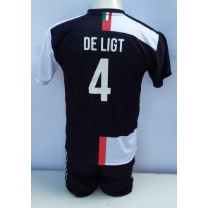 Juventus voetbal setje de Ligt