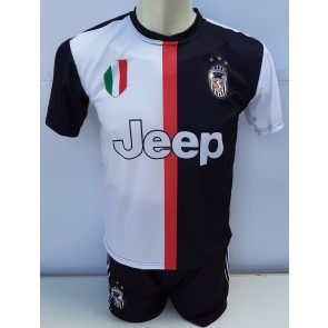 Juventus thuis tenue met eigen naam 2019-20