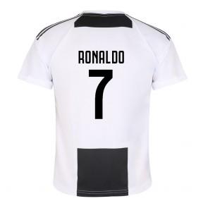 Juventus voetbalshirt Ronaldo 2018-19