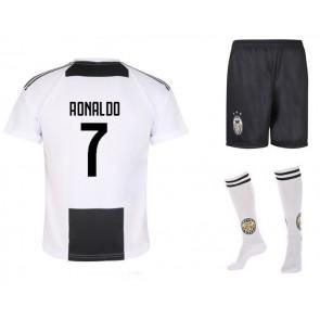 Juventus voetbaltenue Ronaldo 2018-19