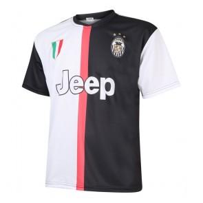 Juventus voetbalshirt met eigen naam 2019-20