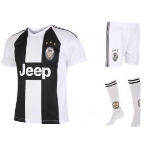 Juventus Fan tenue met eigen naam 2018-19