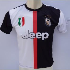 Juventus thuisshirt met eigen naam 2019-20