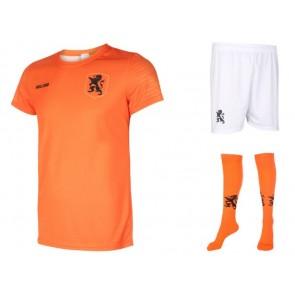 Nederlands elftal dames tenue met eigen naam 2018-20