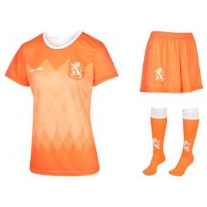 Nederlands elftal Dames tenue met eigen naam en nummer of spelersnaam 2019-21