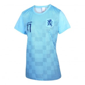 Nederlands elftal Martens Dames Voetbalshirt Uit 2019-21
