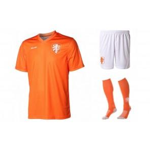 Nederlands elftal tenue met naam en nummer super kwaliteit
