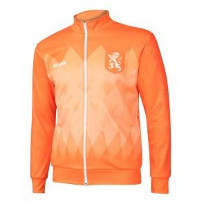 Nederlands elftal trainingsjack thuis 2020-21 Dames-meisjes leeuwinnen