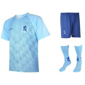 Nederlands elftal uit tenue met eigen naam 2018-20