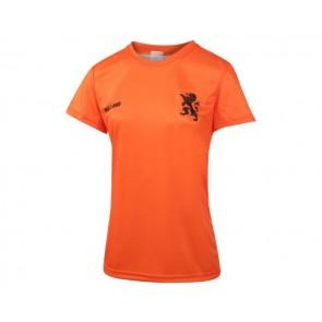 Nederlands Elftal Dames Voetbalshirt Thuis Eigen Naam 2020-2021 Meisjes-Vrouwen - Leeuwinnen NIEUW!!