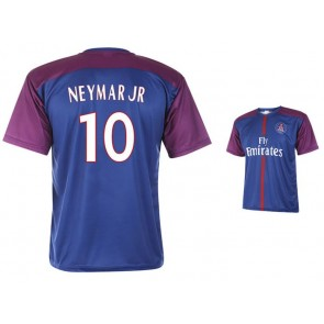 Paris thuisshirt met Neymar 2017-18