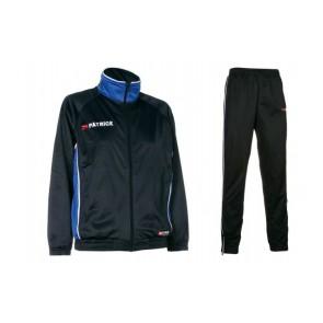 Patrick Girona trainingspak navy/blauw