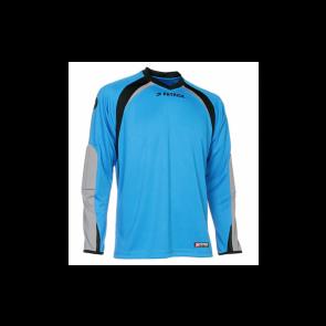 Patrick keepersshirt CALPE 110 met lange mouw Blauw