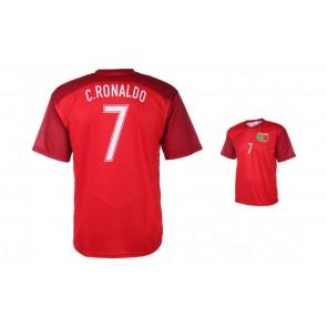 Portugal shirt Ronaldo thuis 2016-18
