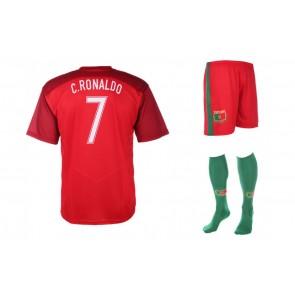 Portugal-C Ronaldo tenue 2016-18