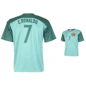 Portugal baby uitshirt Ronaldo 2020-21