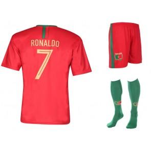 Portugal-C Ronaldo tenue 2018-20